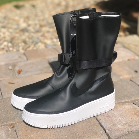 Nike Shoes | Nike Air Force High Boots